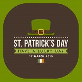 pic of saint patrick  - St - JPG