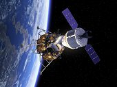 foto of ares  - Crew Exploration Vehicle In Space - JPG
