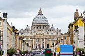 picture of obelisk  - Italy Vatican - JPG
