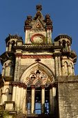 picture of india gate  - Main gate to the Junagadh city in Gujarat state in India - JPG