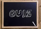 pic of quiz  - QUIZ  - JPG