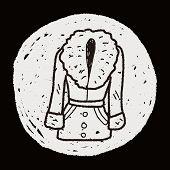 image of overcoats  - Overcoat Doodle - JPG