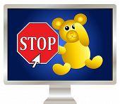 pic of explicit  - Block your children - JPG