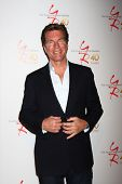 LOS ANGELES - MAR 26:  Peter Bergman attends the 40th Anniversary of the Young and the Restless Cele