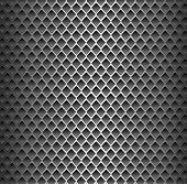 stock photo of metal grate  - Seamless texture background  - JPG