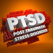 stock photo of war terror  - PTSD  - JPG
