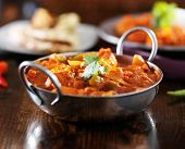 foto of curry chicken  - indian curry  - JPG