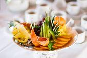 picture of fruit platter  - Fruit platter  - JPG