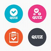 picture of quiz  - Circle buttons - JPG