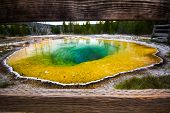 picture of glory  - Colorful Morning Glory Pool - JPG