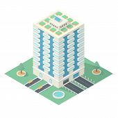 picture of high-rise  - Ecofriendly High - JPG