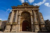 picture of carthusian  - Monastery of the Carthusian order placed at Jerez - JPG