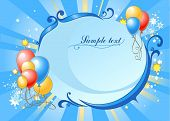 pic of happy birthday card  - happy birthday background - JPG
