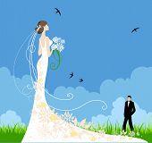 Постер, плакат: Лето Свадебные