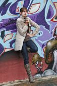 pic of graff  - Impressions of a new urban youth - JPG