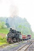 pic of former yugoslavia  - narrow gauge railway - JPG