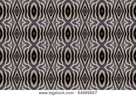 Blue bold zebra print · pick me