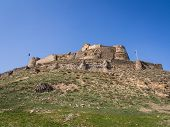 pic of gory  - Ruins of the Gori Fortress  - JPG