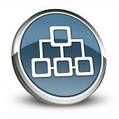 pic of vpn  - Image Graphic Icon Button Pictogram with Network symbol - JPG