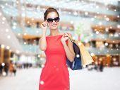 stock photo of shopping center  - sale - JPG