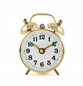 image of wind up clock  - Traditional wind - JPG