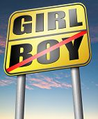 picture of gender  - boy or girl new born baby gender family expansion - JPG
