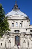 pic of city hall  - The Methodist Central Hall in the City of Westminster London - JPG