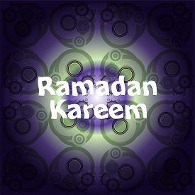 stock photo of ramadan mubarak card  - Ramadan Kareem  - JPG