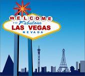 Постер, плакат: Лас Вегас