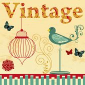 picture of curio  - Vintage Treasures - JPG