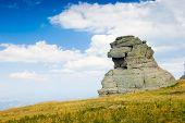 Landmark - Ghost Valley, Demerdji, Crimea, Ukraine. poster