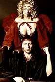 foto of she devil  - Unbelievable couple - JPG