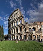 Постер, плакат: Колизей рома Италия