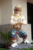 stock photo of hanuman  - Hanuman  - JPG