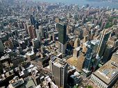image of empire state building  - View from the Empire State Building - JPG