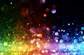 picture of shimmer  - Rainbow of lights - JPG