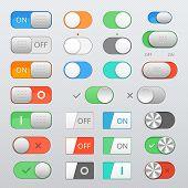 pic of toggle switch  - Toggle switch set - JPG