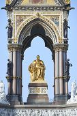 image of kensington  - Detail of Albert Memorial - JPG