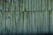 Old Wooden Fence. Shot Of Wooden Wall. Wooden Texture. Wooden Fence, Cropped Shot. Wooden Texture Ba poster
