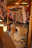 stock photo of curio  - Craft market in Swaziland - JPG