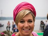 Queen Maxima of the Netherlands, spouse of King Willem-Alexander