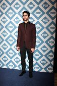 LOS ANGELES - JAN 13:  Darren Criss at the FOX TCA Winter 2014 Party at Langham Huntington Hotel on