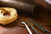 pic of wood craft  - Leather craft - JPG