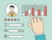 image of customer relationship management  - Concept of Customer Relationship Management  - JPG