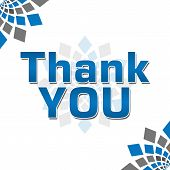 picture of give thanks  - Thank you concept image with text and creative element - JPG