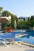 stock photo of gumbet  - Turkey resort - JPG