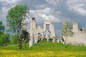 Ruinous Medieval Castle poster