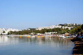 image of gumbet  - Turkey resort - JPG