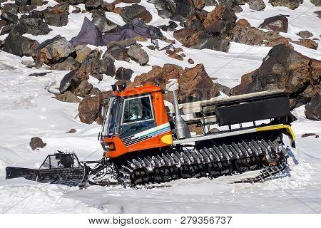 Snowblower Snow Plow For Snowboarding