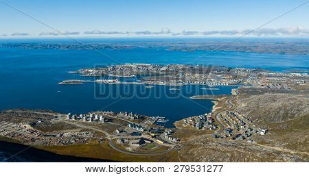 Greenlands capital Nuuk largest city